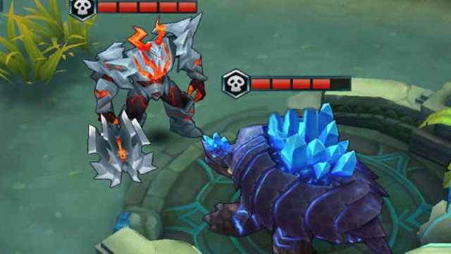 Turtle dan Lord Mobile Legends