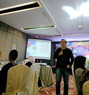 Presdir Acer Indonesia Herbert Ang
