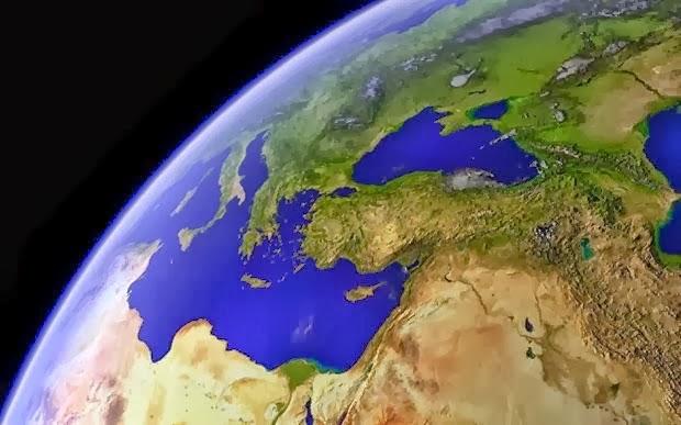 """Ώρα για """"ρουά ματ"""" στην ανατολική Μεσόγειο"""