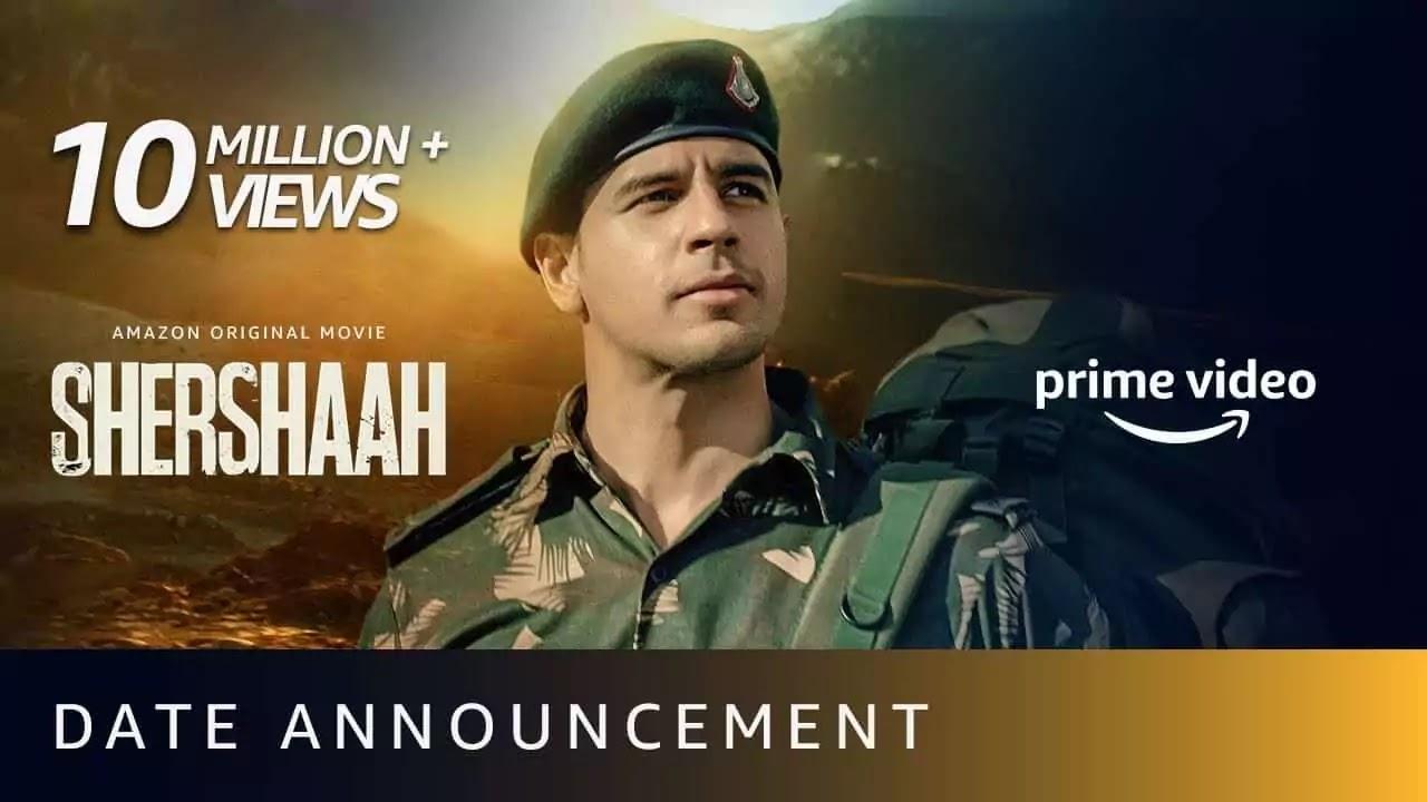 Shershaah full movie download 720p, 1080p Leaked By TamilRockers, Filmyzilla, TamilYogi, Movierulz