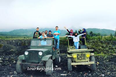 Jeep Lava Tour
