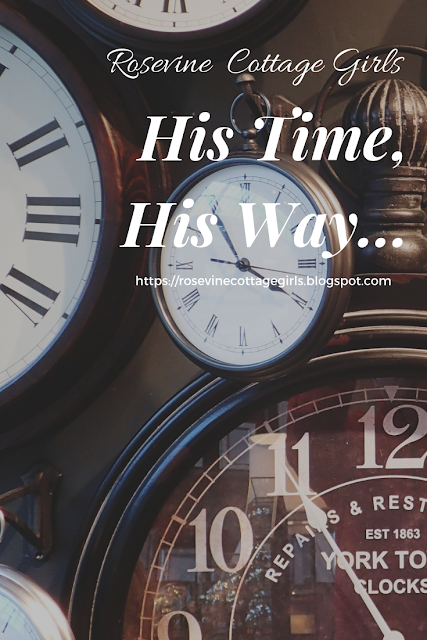 Trusting God When His Time Doesn't Match Ours