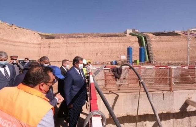 إقليم اشتوكة يشهد مشاريع جديدة للتنمية الفلاحية