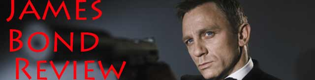 James Bond Review www.filminspector.com