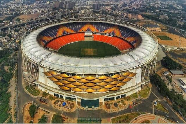 नरेंद्र मोदी स्टेडियम कहलाएगा दुनिया का सबसे बड़ा क्रिकेट ग्राउंड