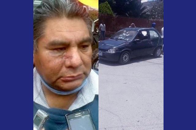 Ya fue asesinado era líder de 10 mil tianguistas en Tepeaca, Puebla y gnaba 4 millones de pesos en un día