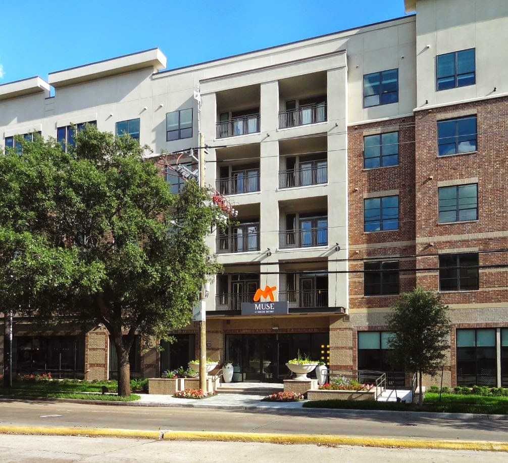 The Muses Apartments: New Apartment Development On