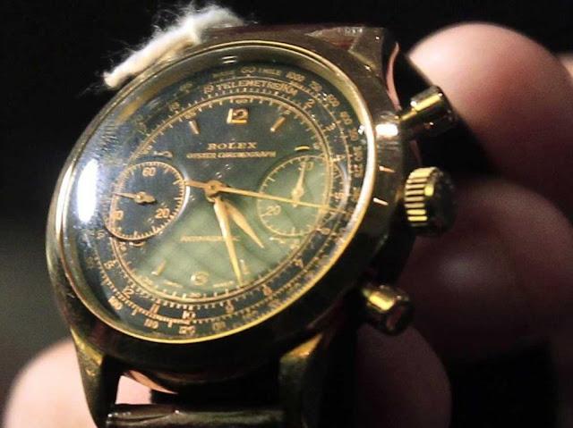 Mặt đồng hồ thiết kế tinh xảo, hoàn hảo