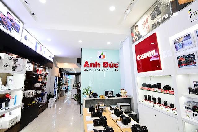 Hệ thống dịch vụ ngành ảnh tại Đà Nẵng