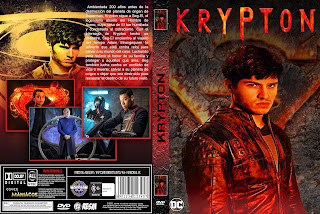 CARATULA [SERIE TV] KRYPTON TEMPORADA 1