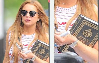 lindsay-lohan-educating-herself-on-islam