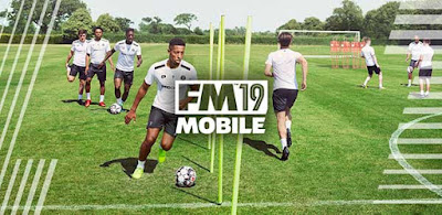 Football Manager 2019 Mobile Apk + Data for Android (paid)