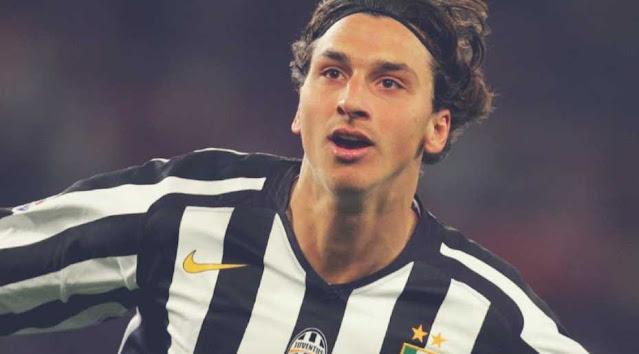Zlatan Ibrahimovic ke Juventus