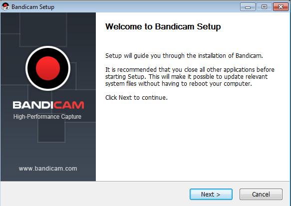 Cách tải và hướng dẫn cài đặt Bandicam trên máy tính Win 7/8/10 miễn phí b