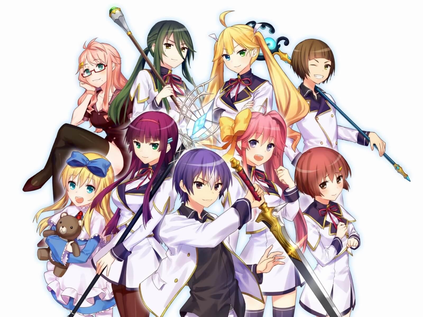Seiken Tsukai no World Break [BD] Sub Indo : Episode 1-12 END