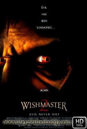 Wishmaster 2 [1080p] [Latino-Ingles] [MEGA]