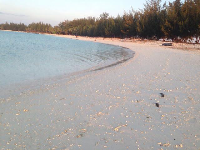 Pakej Percutian Pulau Mantanani Murah