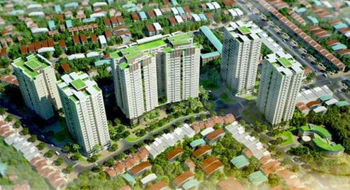 Toàn cảnh dự án Premier Berriver Long Biên
