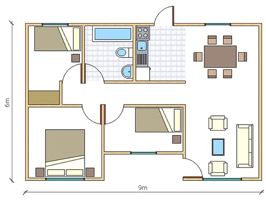 Casas Prefabricadas Paine En Chile Casas Prefabricadas