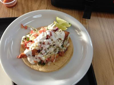 Fish Taco San Diego