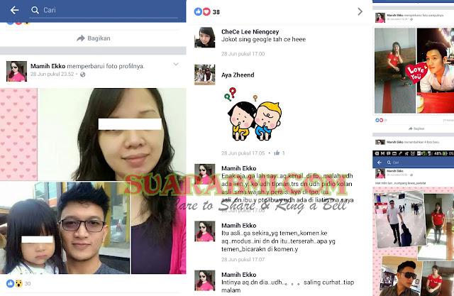 TKW Taiwan Asal Indramayu Tak Sadar kalau Sedang Dimanfaatkan Cinta Facebook UUD yang Mengaku Pramugara