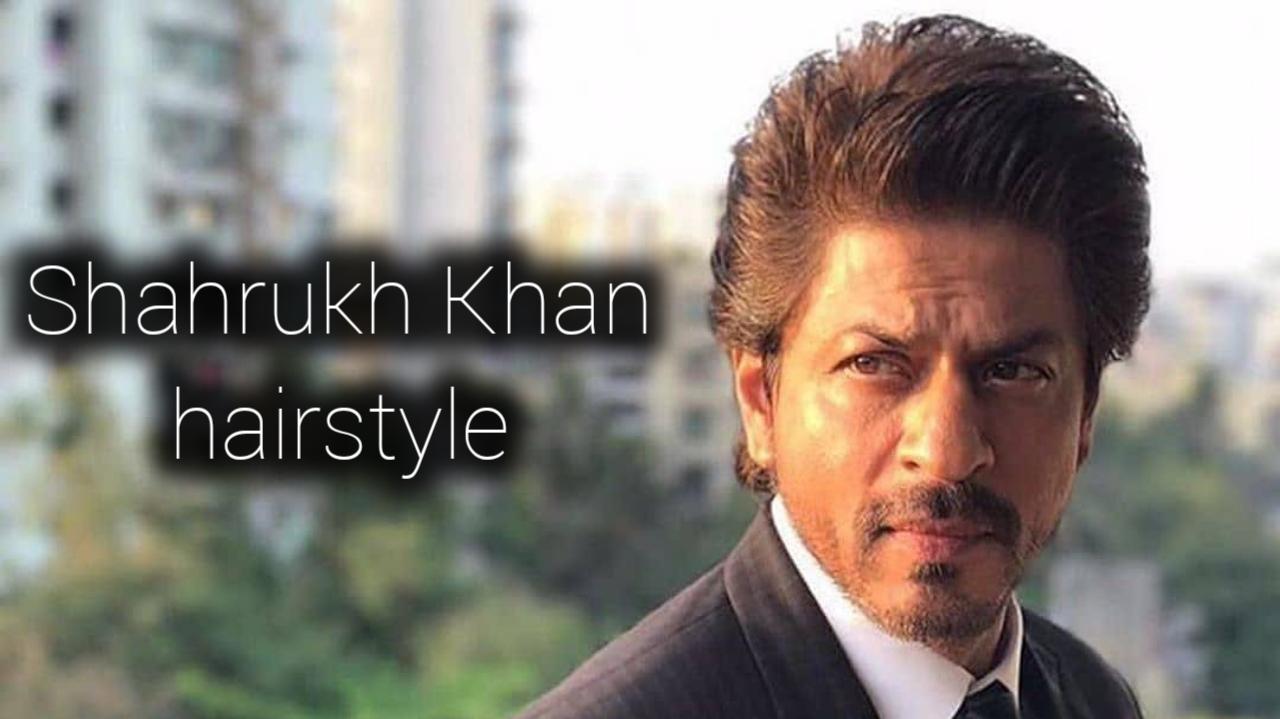 Shahrukh Khan Hairstyle Photo À¤¶ À¤¹à¤° À¤– À¤– À¤¨ À¤« À¤Ÿ