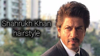 Shahrukh Khan hairstyle photo | शाहरुख खान फोटो