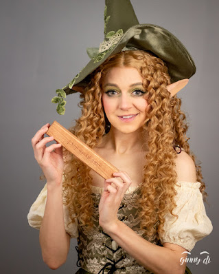 Ginny Di as Morelia the Wood Witch