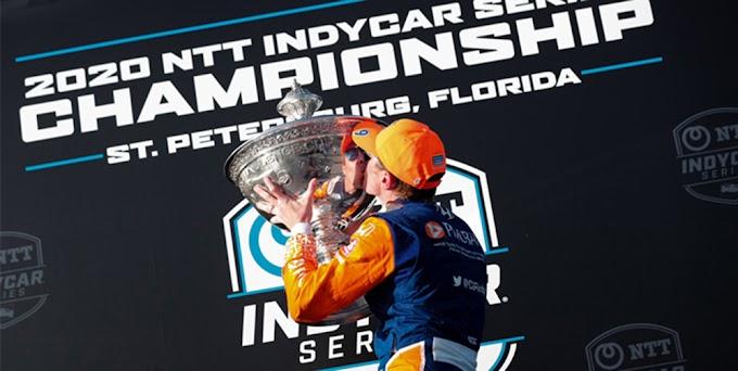 Scott Dixon logra su sexto título de IndyCar