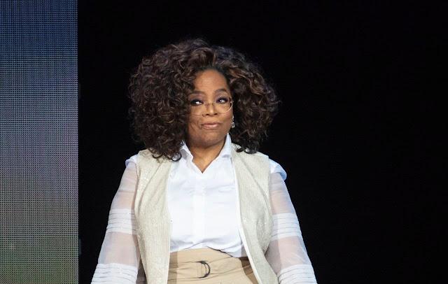 Oprah Winfrey trending on false information
