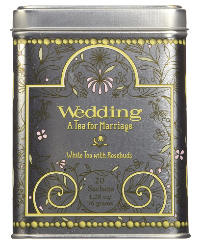 caffeinated white tea with rosebuds and petals tin