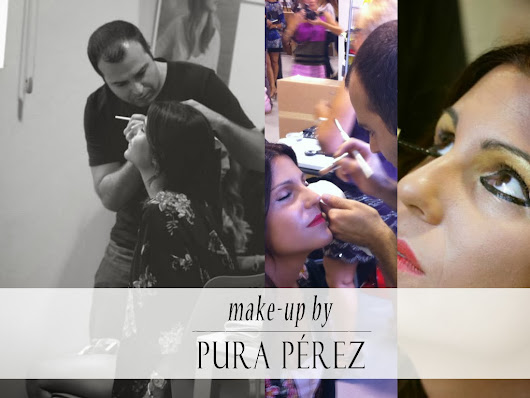 Make up by Pura Pérez