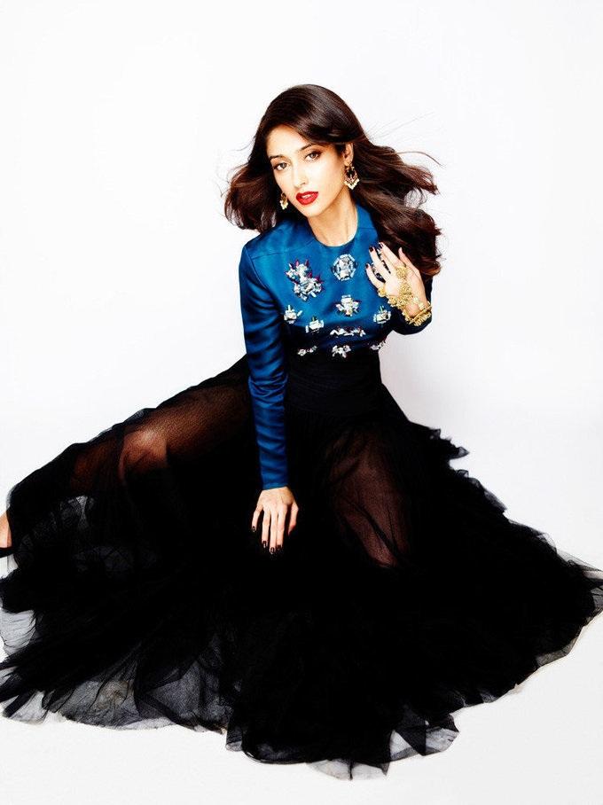 Ileana DCruz In Harpers Bazaar India Photo Shoot 2017