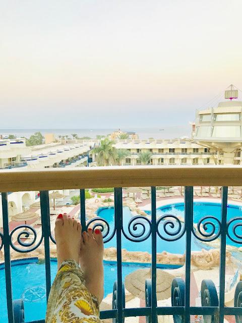 Hurghada seagull resort review