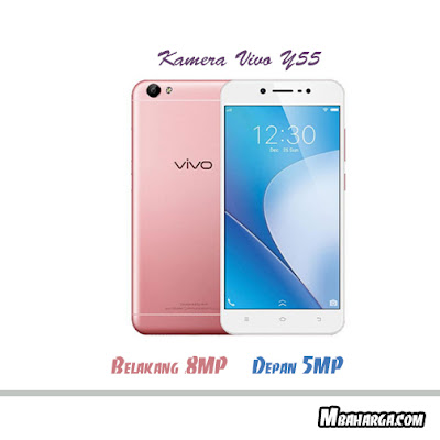 Kamera Vivo Y55