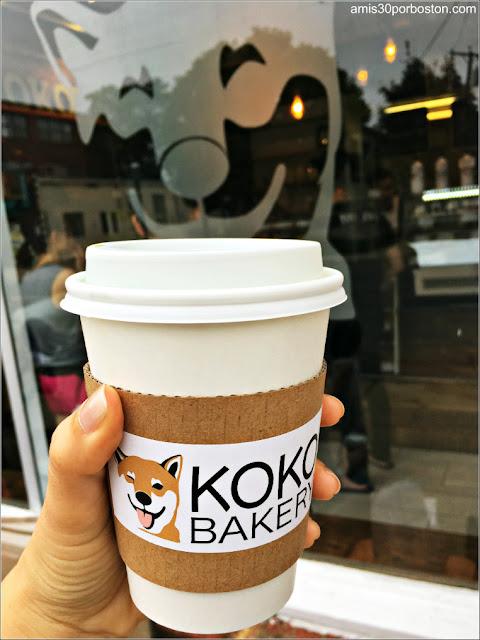Koko Bakery: Matcha Latte