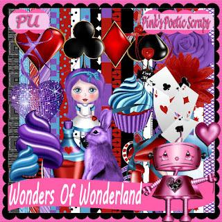 Wonders Of Wonderland