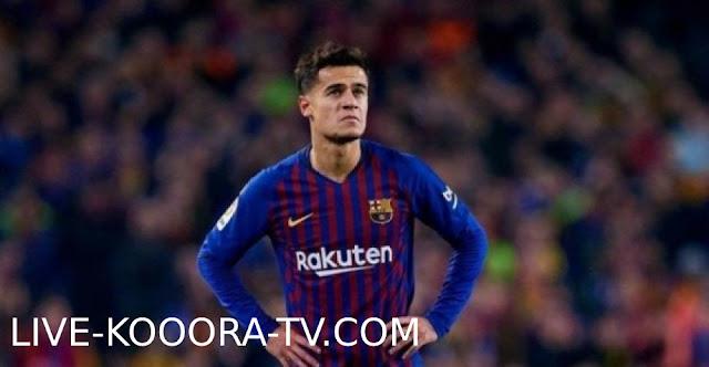 برشلونة يتخذ قراره النهائي بشأن رحيل كوتينيو قبل نهاية الميركاتو الصيفي الجاري