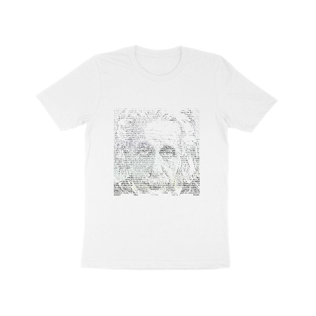 einstein physics illusion t-shirt
