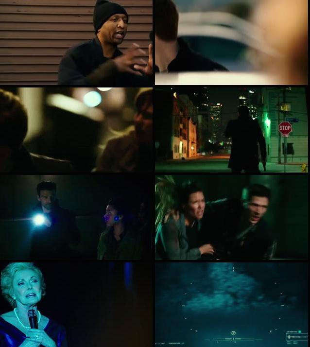 The Purge Anarchy 2014 Dual Audio Hindi BRRip 480p
