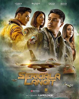 Sinopsis film Serigala Langit (2020)
