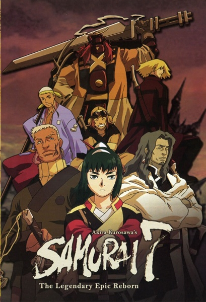 Samurai 7 |26/26| |Latino| |HD Ligero| |Mega|