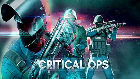 Critical Ops Multiplayer FPS Mod Apk