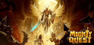 THE MIGHTY QUEST FOR EPIC LOOT 4.1.0 (FULL) APK FOR ANDROID Latest Version SETUP UP!