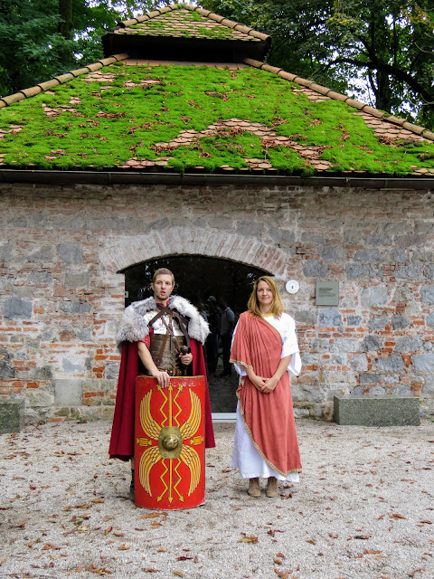 "Things to do in Ljubljana Slovenia: Take the ""Time Machine"" tour at Ljubljana Castle"