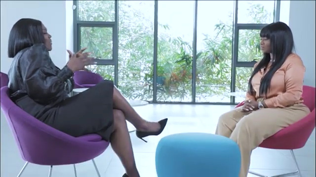"""Watch: Anita Erskine speaks on Forbes Woman Africa """"Against The Odds with Peace Hyde"""""""