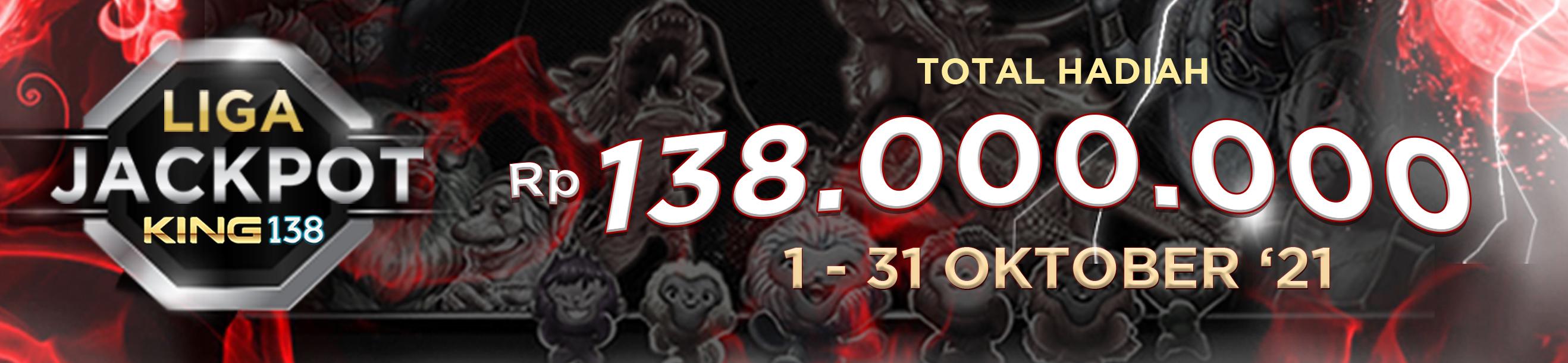 Liga Jackpot King138
