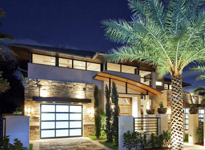 Desain Rumah Tropis dan Konsep Rumah Modern