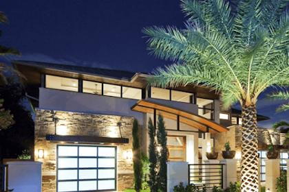 Perpaduan Desain Rumah Tropis dan Konsep Rumah Modern Yang Cantik