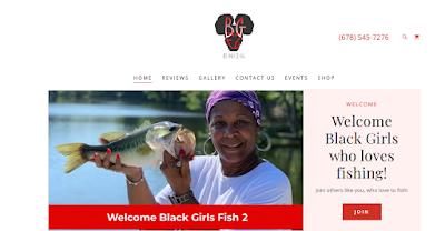 Black Girls Fish 2